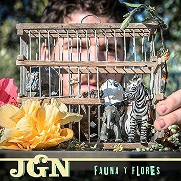 Fauna y Flores