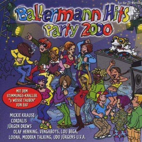 Ballermann Hits Party 2000