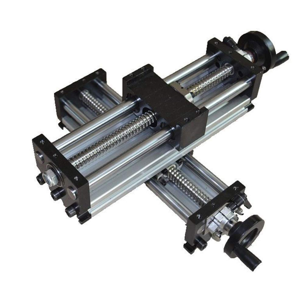 TOPCHANCES 1000mm Travel Length Linear Stage Actuator DIY CNC Ro