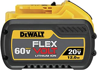 Best dewalt flexvolt 12ah Reviews