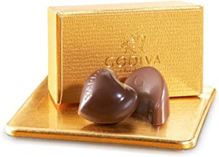 Godiva Chocolatier 36 Individually Packaged, 2-Piece Belgian Chocolate Gold Ballotins, Perfect for Bridal Showers - Parties - Wedding Favors