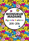 Monsieur Madame - Agenda 2015 - 2016