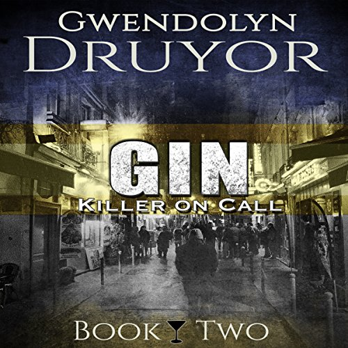 Gin audiobook cover art