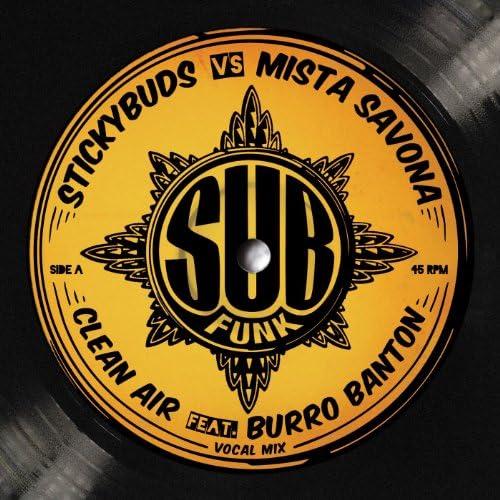 Stickybuds & Mista Savona feat. Burro Banton