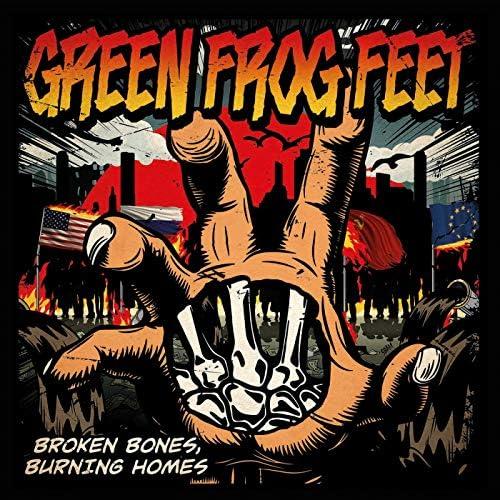 Green Frog Feet