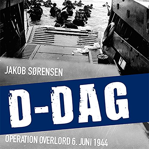 D-Dag audiobook cover art