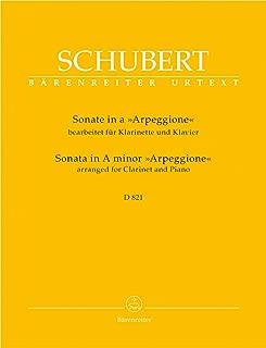 arpeggione sonata clarinet