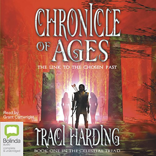 Chronicle of Ages audiobook cover art