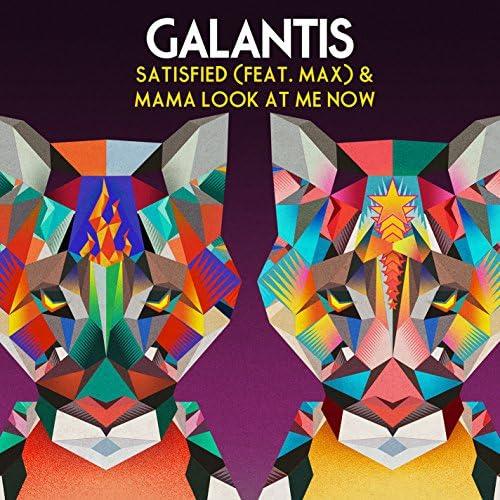 Galantis feat. MAX