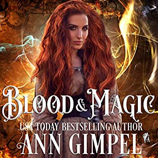 Blood and Magic     Coven Enforcers, Book 1              Written by:                                                                                                                                 Ann Gimpel                               Narrated by:                                                                                                                                 Hollie Jackson                      Length: 5 hrs and 56 mins     Not rated yet     Overall 0.0