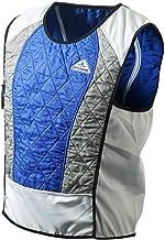 Techniche 6531 Evaporative Cooling Ultra Sports Vest, Blue/Silver