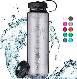 "comprar comparacion 720°DGREE Botella de Agua Basic ""simplBottle"" – 1 Litro, 1.5 litros | Sin BPA Beber, Deportiva, Outdoor, Niños"