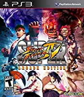 Super Street Fighter IV: Arcade Edition - Playstation 3 by Capcom [並行輸入品]