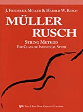53SB - Muller Rusch String Method Book 3 - String Bass