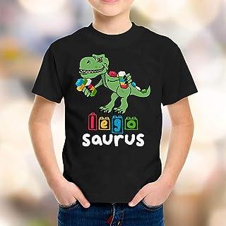 ccae23f2 Legosaurus Cute Dinosaur T-Rex Tyrannosaurus Toys Kids Baby Boy Girl  Toddler Baby Saurus Handmade