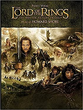 The Lord of the Rings Trilogy: Music from the Motion Pictures Arranged for Solo Piano