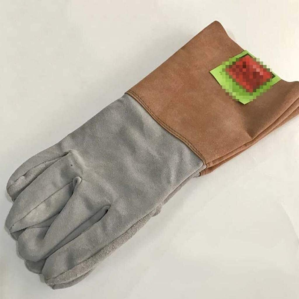 Welding Gloves Ranking TOP6 Heat 55% OFF Resistant Grill Leather Bbq Fo