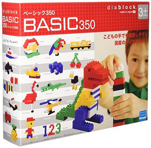 ダイヤブロック きほんシリーズ BASIC 350 DBB-04