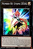 Yu-Gi-Oh! Number S0: Utopic ZEXAL - MACR-ENSE2 - Super Rare - Limited Edition - Maximum Crisis: Special Edition (Limited Edition)