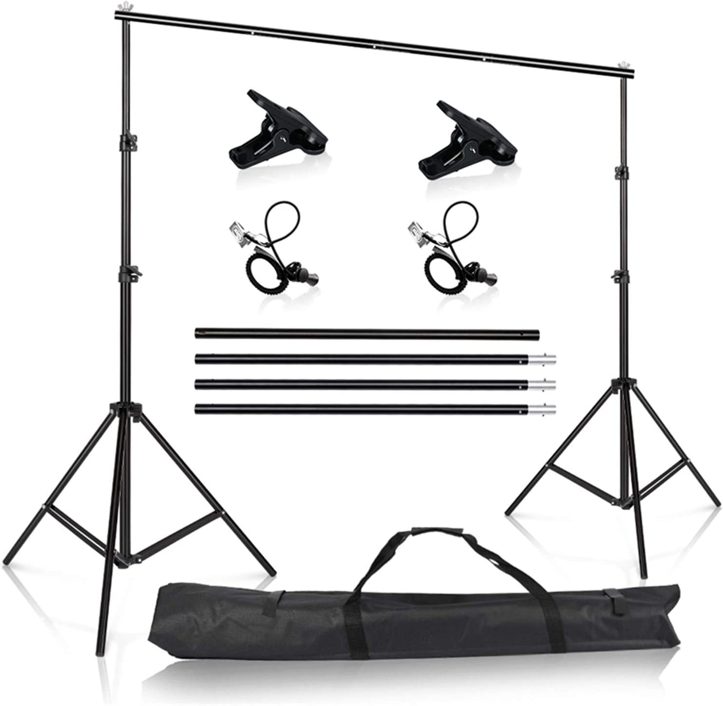 Background Stand Support System 2.6M x Kit 3M Max 40% OFF 10ft Ranking TOP2 8.5ft with
