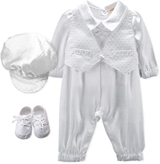 d1a6cfb1c Amazon.com  0-3 mo. - Christening   Clothing  Clothing