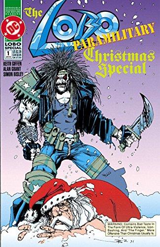 Lobo: Paramilitary Christmas Special #1 (Lobo (1993-1999)) (English Edition)