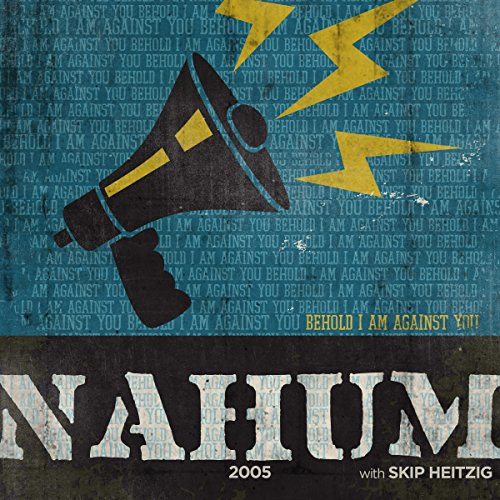 34 Nahum - 2005 audiobook cover art