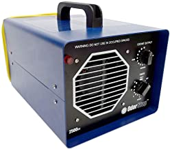 OdorStop OS2500UV - Ozone Generator for Areas of 2500 Square Feet+, for Deodorizing and Eliminating Odors in Medium Size Areas Such as Hotel Rooms, Offices, and Basements (2500 sq ft + UV)