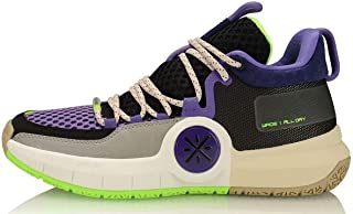 LI-NING Men Wade All Day 3 Basketball Shoes Lining Breathable Cushioning Professional Sports Shoes ABPN017