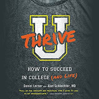 U Thrive cover art