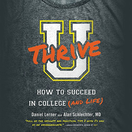 U Thrive audiobook cover art