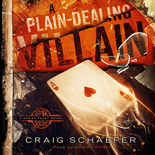 A Plain-Dealing Villain audiobook cover art