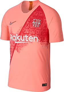 Nike 2018-2019 Barcelona Vapor Match Third Football Soccer T-Shirt Jersey