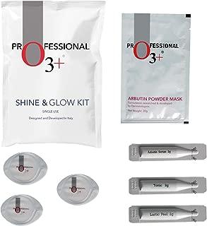 O3+ Shine & Glow Mono Dose Kit for Brightening, Whitening & Even Skin Tone (38g)