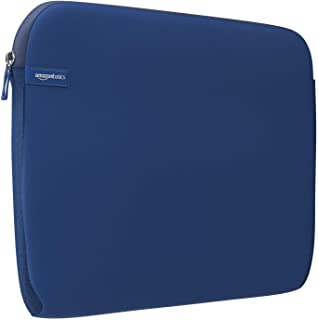 AmazonBasics 15.6 Inch Laptop Computer Sleeve Case - Navy
