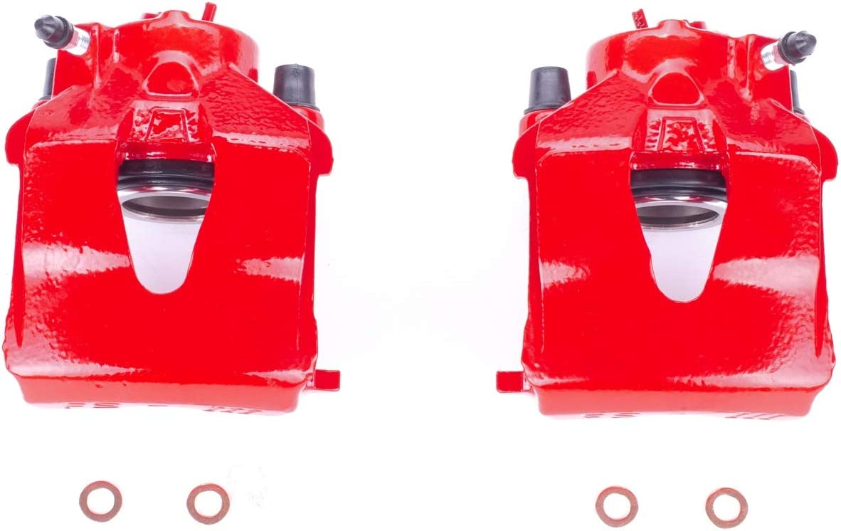 Translated Power Stop S2110 Performance Front Caliper Powder Coated P Max 46% OFF Brake