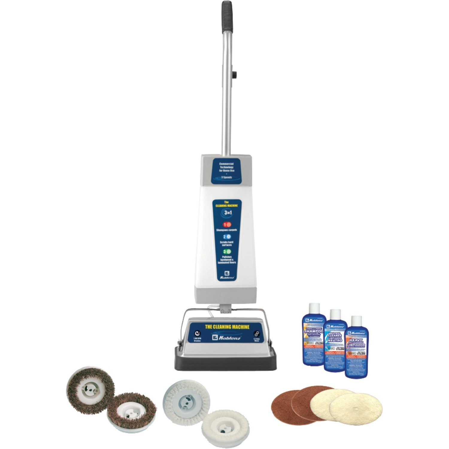 Koblenz Shampooer Polisher Cleaning Machine
