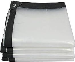 Waterdichte plastic doek, boorkleter transparant, multifunctioneel waterdicht waterdicht, gebruikt voor thuis, tuinplante...