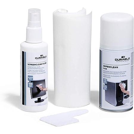 Durable 583400 PC Clean Kit de nettoyage informatique Couleurs Assorties