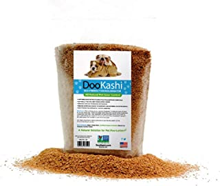 DooKashi for Dogs Pet Odor Eliminator for Yard and Lawn - Probiotic Powered Poop and Urine Odor Remover - All Natural Yard Odor Eliminator for Dogs, Non-GMO Project Verified