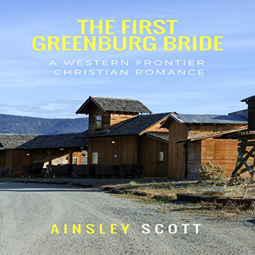 The First Greenburg Bride audiobook cover art