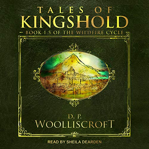 Tales of Kingshold audiobook cover art