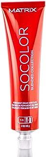Matrix Socolor Blended Collection Permanent Cream Haircolor 3oz. (6M Light Brown Mocha)