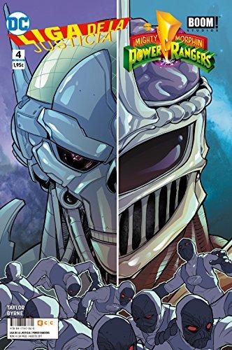 Liga de la Justicia/Power Rangers núm. 04: Liga de la Justicia/Power Rangers 4: 6
