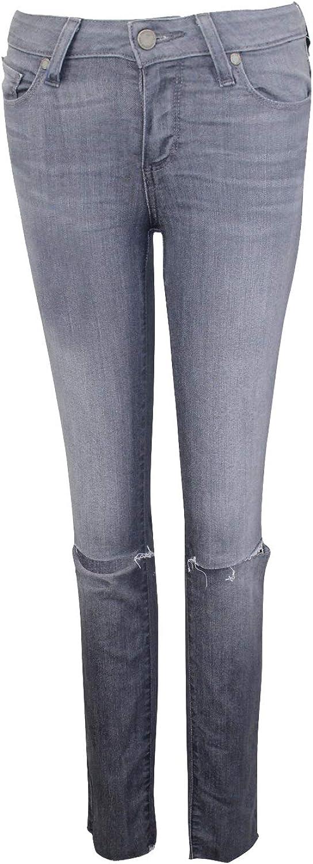 Paige Denim Womens Verdugo Ankle Skinny Jean  Barre Grey Barre Grey 25, 26, 27, 28, 29, 30, 31