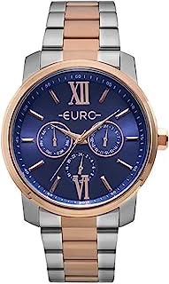 Relógio, Analógico, Euro, EU6P29AKETD/5A, Feminino, Prateado
