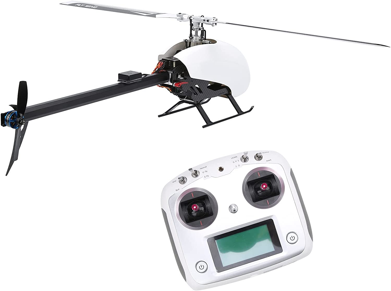 01 Mini Helicopter FW450 RC for Recommended Gi Adult free Kid