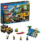 LEGO- City Jungle Explorers Laboratorio Mobile nella Giungla, Multicolore, Taglia Unica, 60160