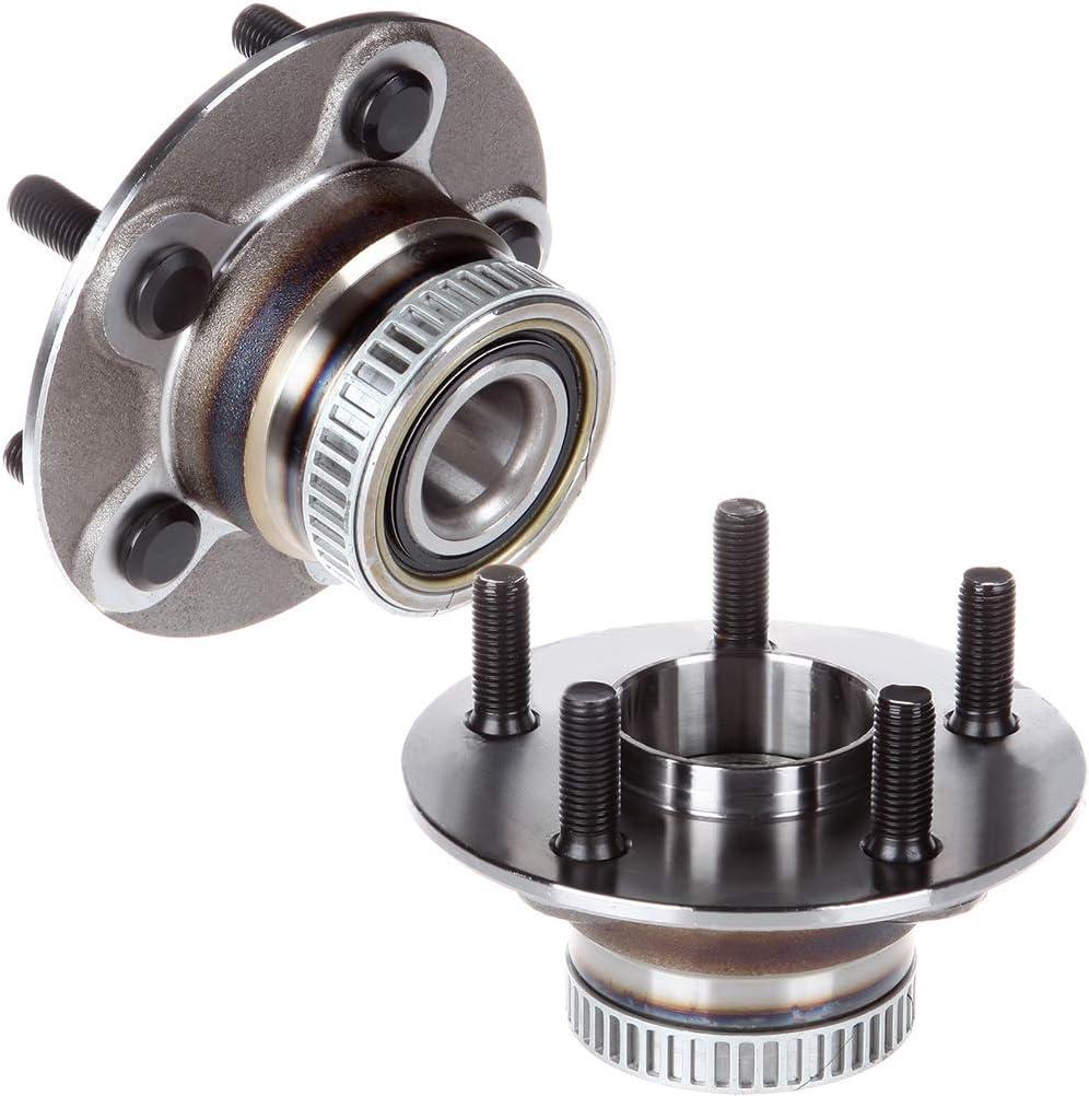 HUBDEPOT 512167 5 Lugs 定価 Wheel Bearing Assembly Rear and 出群 Axle Hub