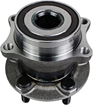 Autoround 512401 Rear Wheel Hub and Bearing Assembly fit for Scion FR-S, Subaru BRZ, Forester, Legacy, Outback, Impreza, T...